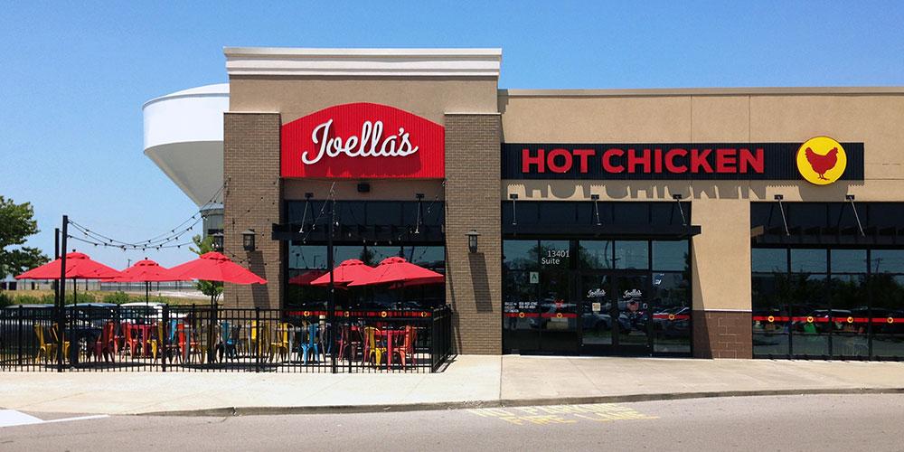 Restaurants Joella S Hot Chicken Schulte Restaurant Group
